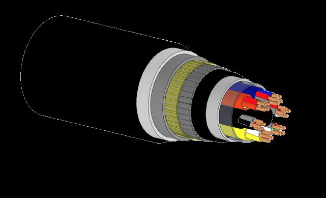 Quad cable